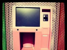 Otwarto 24 godzinny bankomat z babeczkami!
