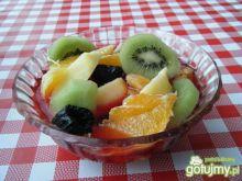 Owoce w galaretce