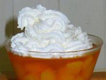 Owoce w pomarańczowej galaretce