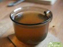 Owocowa herbatka babuni
