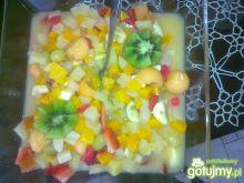 Owocowa sałatka dla dorosłych :)
