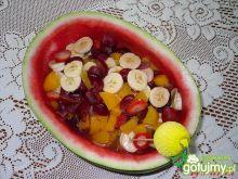 Owocowa w arbuzie
