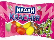 Owocowe kamyczki Maoam Kracher