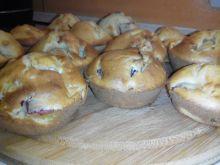 Owocowe muffiny na II śniadanie