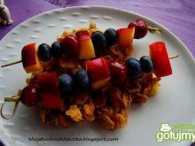 Owocowe śniadanko 2