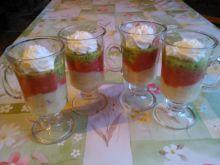 Owocowy deser Anny