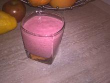 Owocowy koktajl z jogurtem
