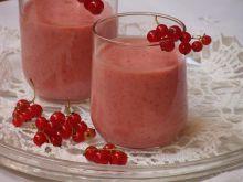 Owocowy napój z kefirem