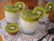 Owocowy ryż- shrek