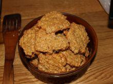 Owsiane ciasteczka z otrębami