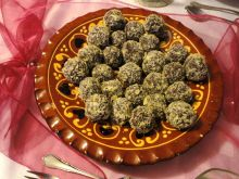 Owsiane kuleczki czekoladowe