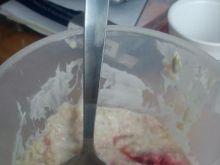 Owsianka z truskawkami - II śniadanie