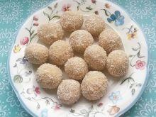 Owsiano - kokosowe kulki