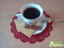 Pachnąca  cynamonowa herbata