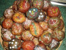 Pączki kolorowy zawrót głowy wg Dorci