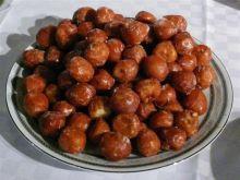 Pączki serowe liliputki