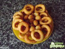 Pączki serowe-oponki