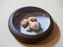 Pączki z waniliowym crème fraiche