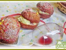 Pączkowe kanapki