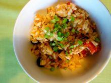 Paella- potrawa hiszpańska