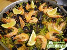 Paella z Walencji
