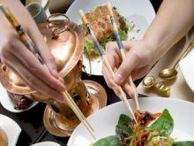 Pałeczki do jedzenia z serca Ameryki do Chin