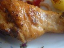 Pałeczki z kurczaka z piekarnika