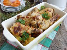 Pałki kurczaka w majonezowej marynacie