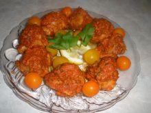 Pałki w sosie paprykowym
