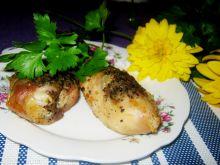 Pałki w ziołach z piekarnika