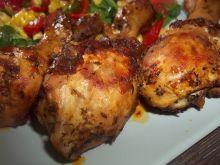 Pałki z kurczaka na ostro