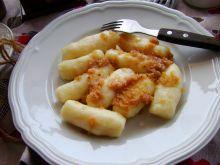 Paluchy z białym serem