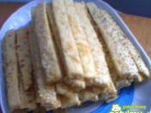 Paluchy z serem i dodatkami