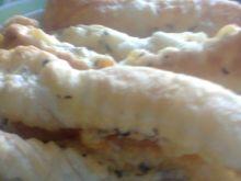 Paluszki z kminkiem i serem żółtym
