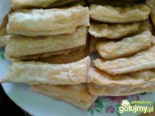 Paluszki z serem żółtym