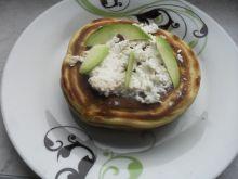 Pancake z awokaco