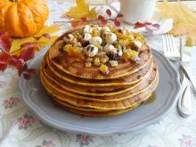 Pancakes dyniowe