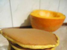 Pancakes dyniowe wg Mychy