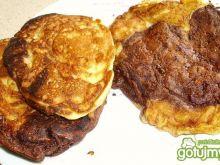 Pancakes łaciate - dukan