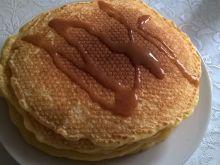 Pancakes na mleku