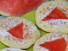 Pancakes z arbuzem