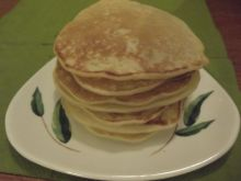 Pancakes z jabłkami