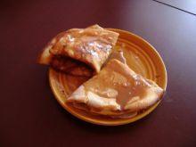 pancakes z karmelem