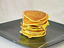 Pancakes z mąką kukurydzianą