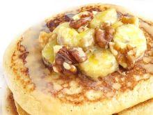 Pancakes miodowe