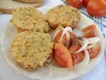 Panierowane pomidory