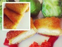 Panierowane tofu