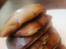 Pankakes-Śniadanie w stylu amerykańskim