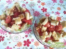 Panzanella - włoska sałatka