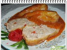 Papryka Eli faszerowana mięsem z kaszą
